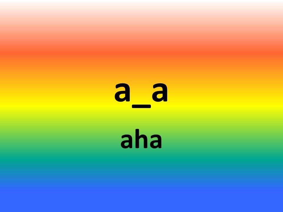 a_ ach