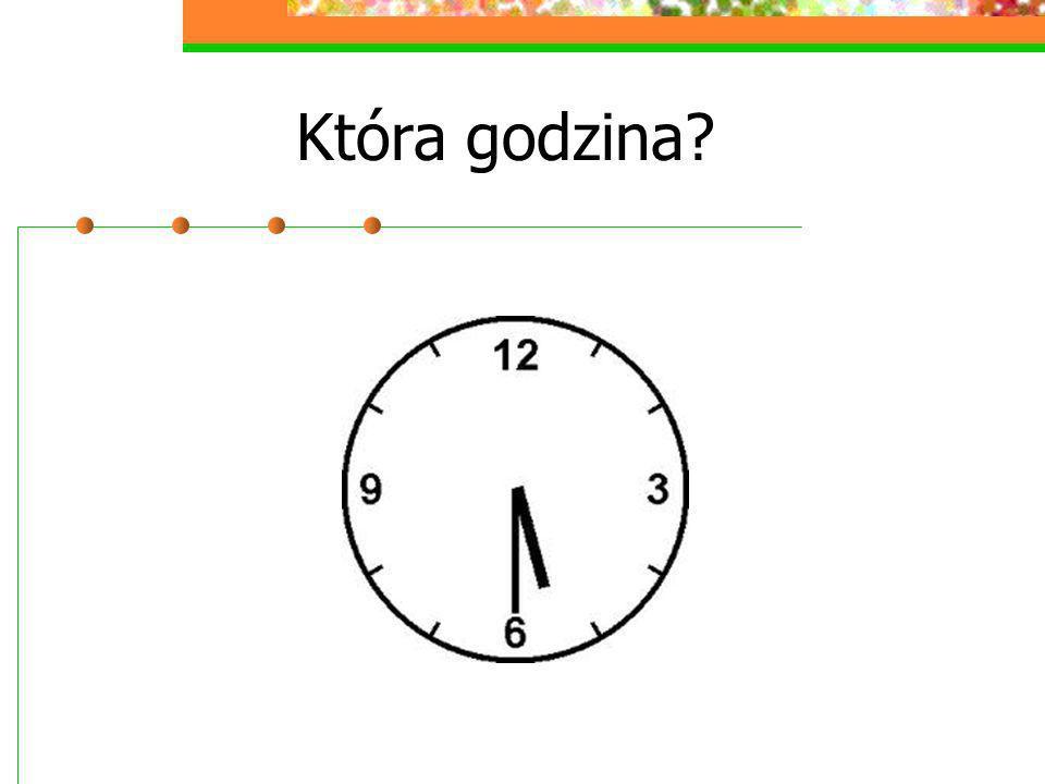 O której oglądasz ten program? 20:00 – prognoza pogody