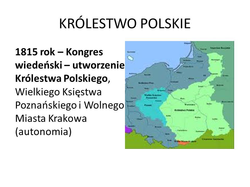 Powstanie styczniowe 1863 22 STYCZNIA 1863 ROK OGŁOSZENIE PRZEZ CZERWONYCH WYBUCHU POWSTANIA Manifest rządu narodowego wzywający Polaków i Litwinów do walki z carem i zapowiadający uwłaszczenie chłopów
