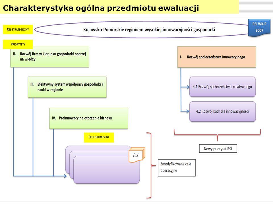 Charakterystyka ogólna przedmiotu ewaluacji 3