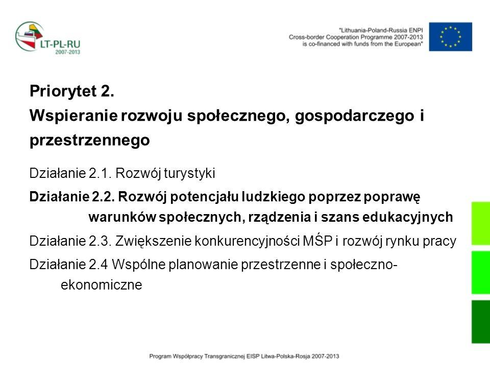 Wojewódzki Szpital Zespolony w Elblągu realizuje projekt w ramach: Priorytet 2.