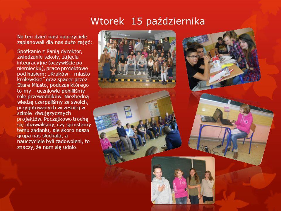 Nasza kadra Naszą szkołę reprezentowała jak zwykle pani Dorota Sakowicz i już po raz kolejny pani Magdalena Kubicka.