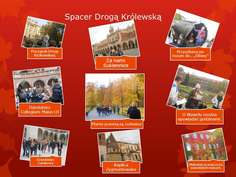 Wtorek 15 października Na ten dzień nasi nauczyciele zaplanowali dla nas dużo zajęć: Spotkanie z Panią dyrektor, zwiedzanie szkoły, zajęcia integracyj