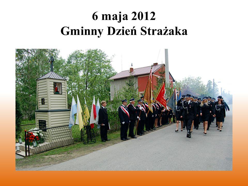 Ksiądz Proboszcz Dariusz Con odprawił uroczystą Mszę Świętą w intencji strażaków i Ich rodzin.