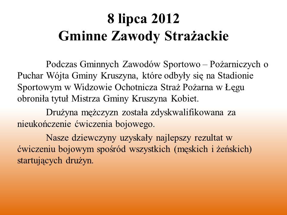 16 grudnia 2012 Kurs Kwalifikowanej Pierwszej Pomocy