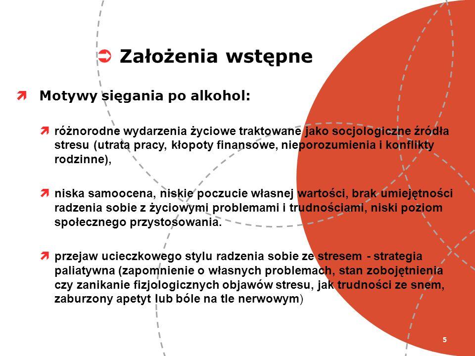 Założenia wstępne 6 Międzynarodowa Klasyfikacja Chorób, Urazów i Przyczyn Zgonów.