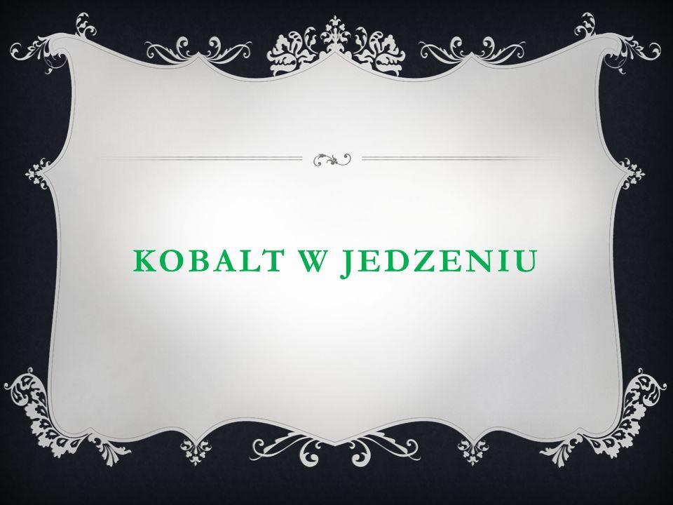 Izotop kobaltu - kobalt-60 - emituje promieniowanie gamma i jest wykorzystywany między innymi do napromieniowania komórek nowotworowych (urządzenie do