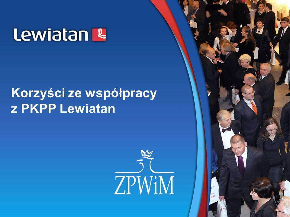 Korzyści ze współpracy z PKPP Lewiatan