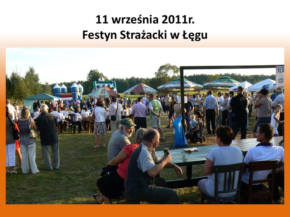 11 września po raz pierwszy w historii nasza jednostka zorganizowała festyn, będący jedynym takim wydarzeniem rozrywkowym w naszej miejscowości.