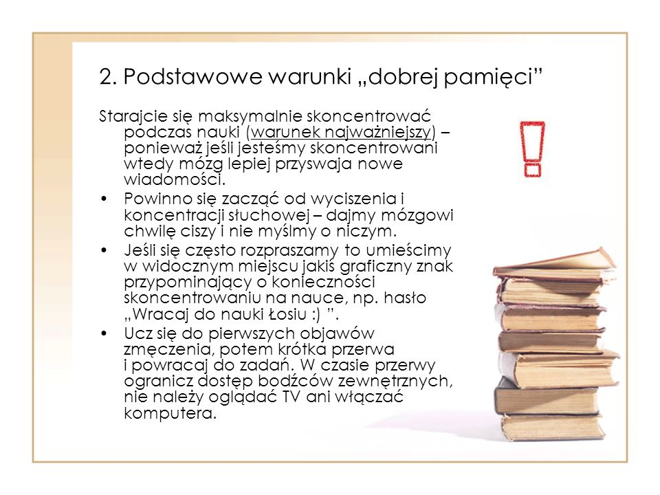 Linki do stron o skutecznym i szybkim uczeniu się: http://szybkanauka.net/ http://www.studiuj.pl/rozwoj.php?lp=1 78http://www.studiuj.pl/rozwoj.php?lp=1 78 http://jezyki.nauka.pl/index.php/id=in dex/dept=38/cath=58/news=203/vie w=1http://jezyki.nauka.pl/index.php/id=in dex/dept=38/cath=58/news=203/vie w=1 http://www.daktik.rubikon.pl/Slownicz ek/metodyka.htmhttp://www.daktik.rubikon.pl/Slownicz ek/metodyka.htm http://www.res- polona.com.pl/ania/jak_sie_uczyc.ht mhttp://www.res- polona.com.pl/ania/jak_sie_uczyc.ht m http://studia.korba.pl/uczenie_sie/szk ola_umiejetnosci/1,236,362,art.htmlhttp://studia.korba.pl/uczenie_sie/szk ola_umiejetnosci/1,236,362,art.html