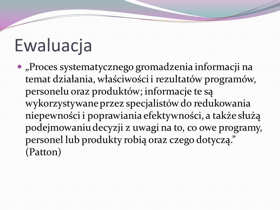 Podsumowanie Konieczność zapewnienia jakości kształcenia akademickiego wynika z Deklaracji Bolońskiej, zaleceń UE, przepisów prawa polskiego, konkurencji pomiędzy uczelniami, potrzeb rynku, odpowiedzialności wobec studentów i innych grup społecznych oraz organizacji.