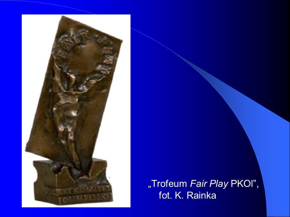 Trofeum Fair Play PKOl, fot. K. Rainka