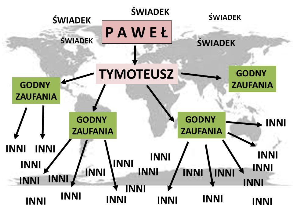 25 000 pracowników misyjnych 200 krajów na całym świecie Usłyszały 2 miliardy ludzi