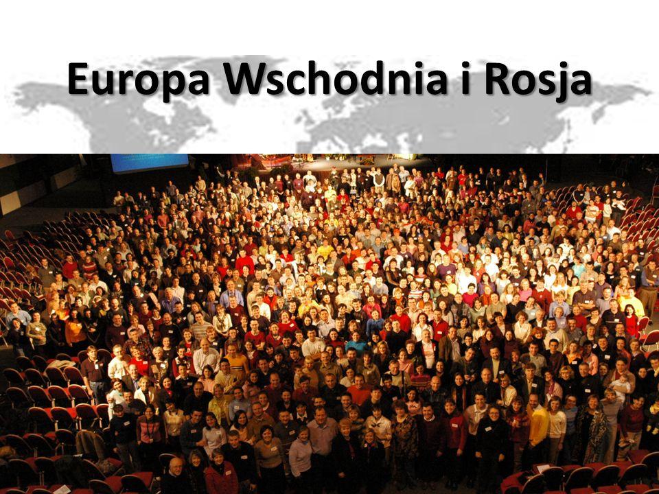 Europa Wschodnia i Rosja