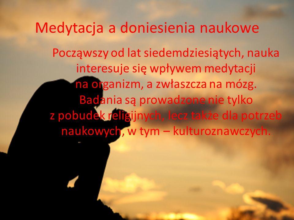 A może… …zacząć się modlić?