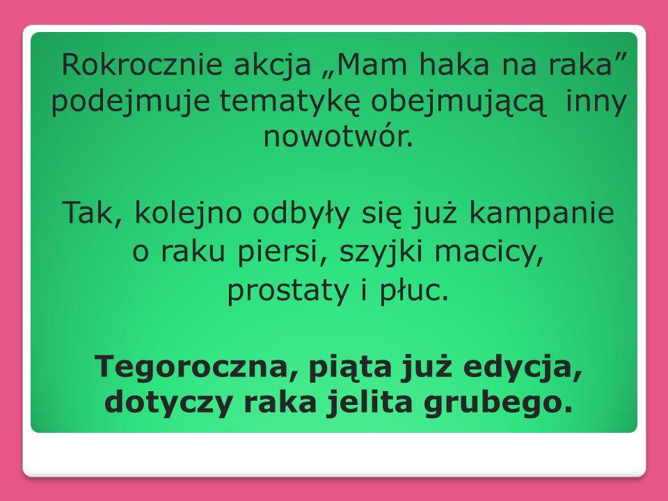 Choroby nowotworowe wciąż stanowią duży problem w polskim społeczeństwie.