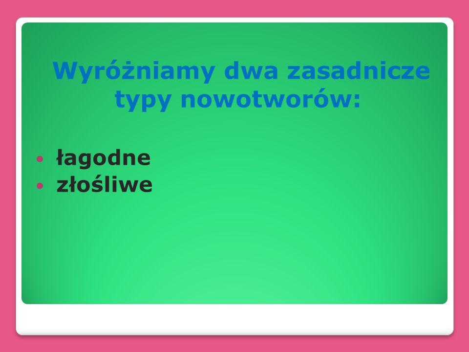 W Polsce codziennie na raka jelita grubego umiera 30 osób.