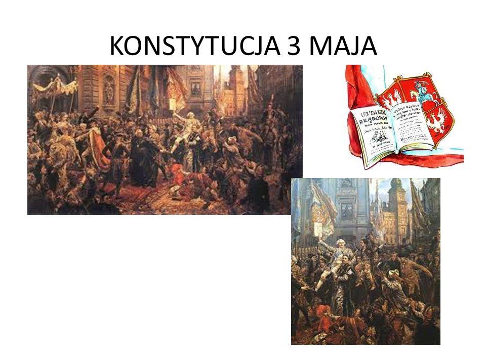 KONSTYTUCJA 3 MAJA