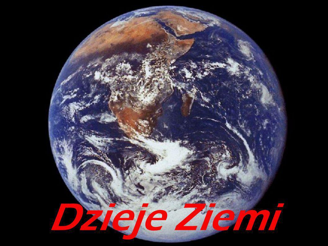 W badaniach przeszłości geologicznej Ziemi stosuje się zasadę aktualizmu geograficznego.