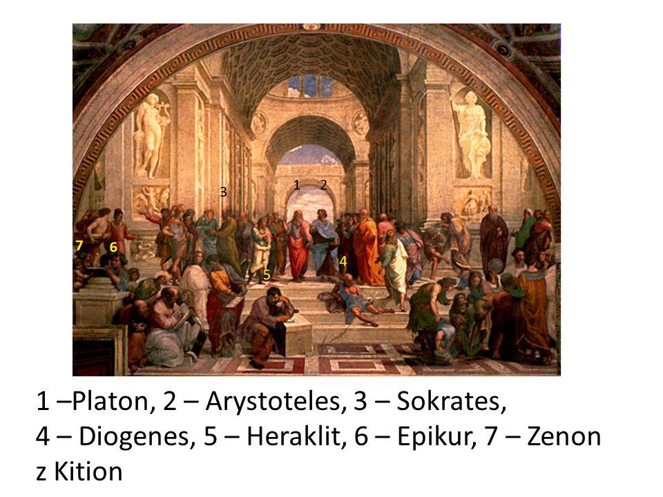 Arystoteles - arystotelizm Świat jest jednocześnie materialny i duchowy.