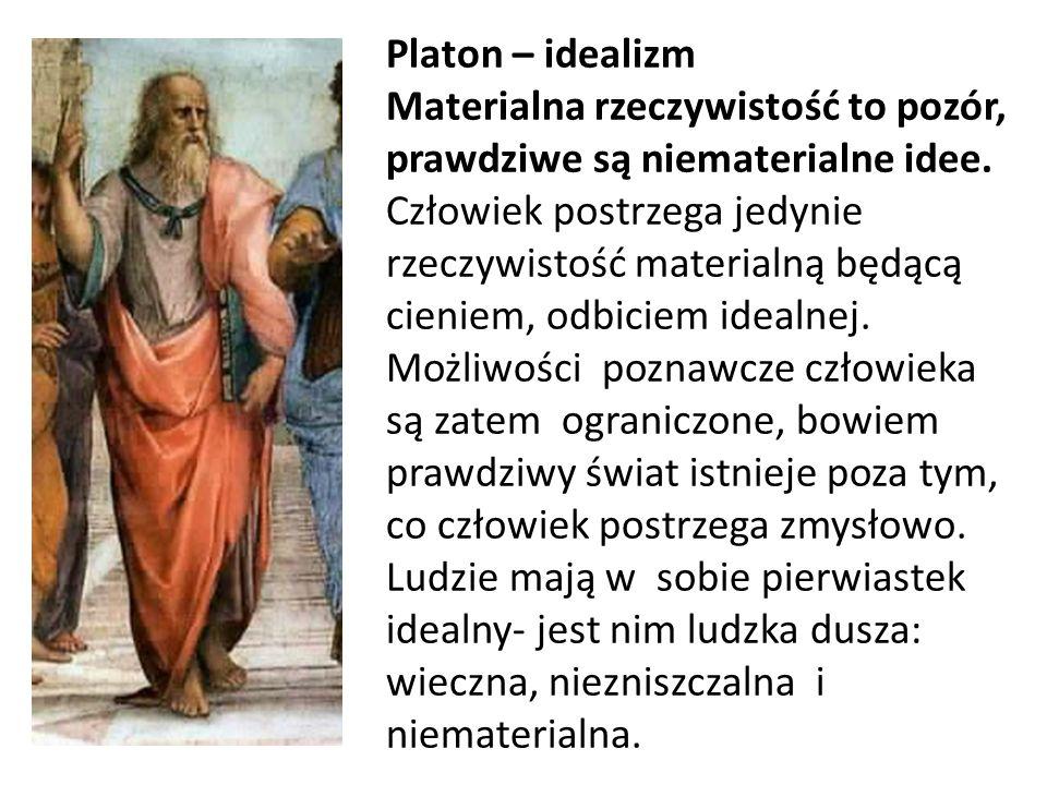 Zenon z Kition Przedstawiciel stoików, którzy uważali, że los człowieka jest przesądzony i trzeba się z nim pogodzić.