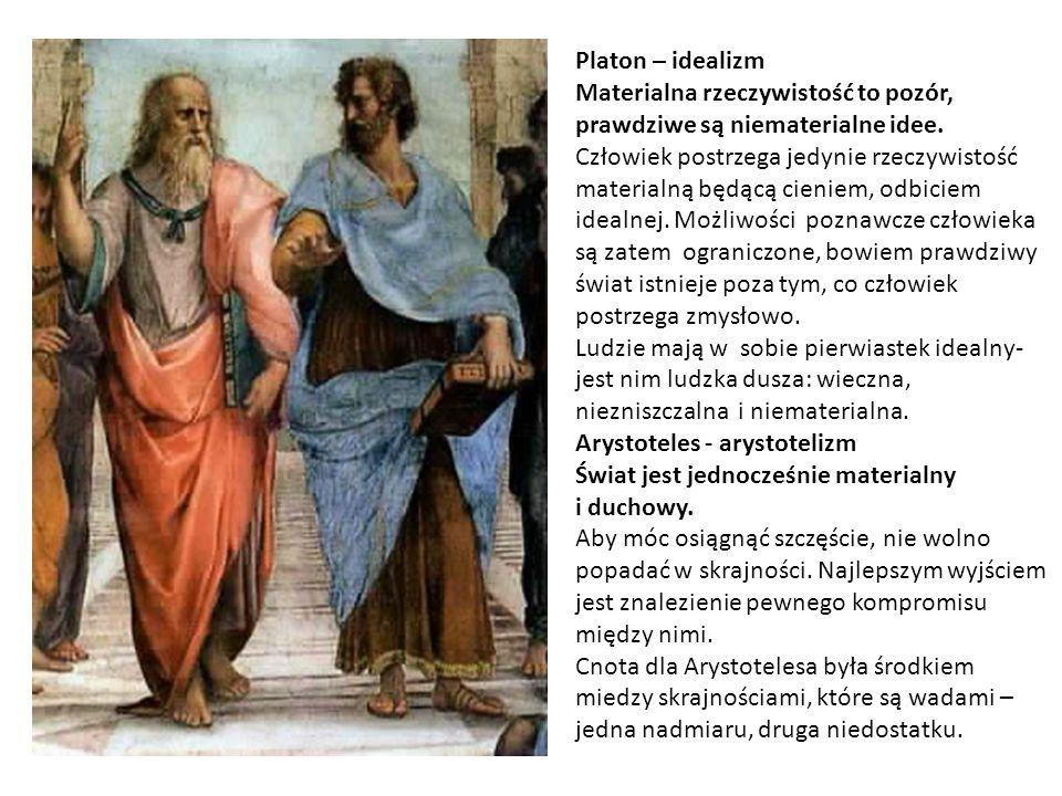 Sokrates Zasady moralne są stałe.