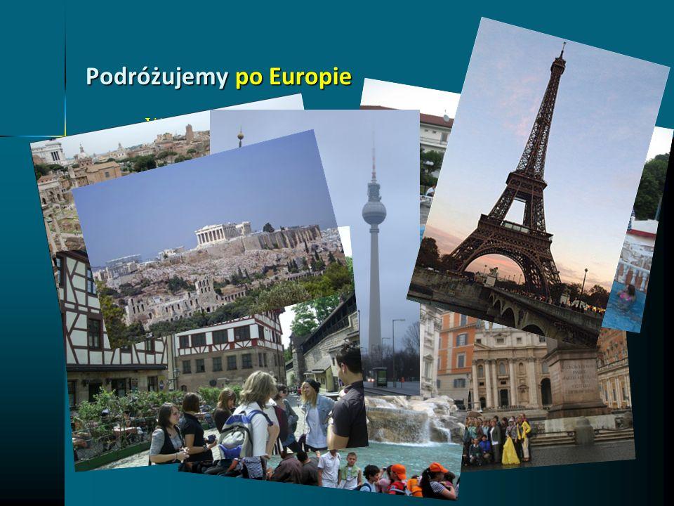 Podróżujemy po Europie W ciągu ostatnich trzech lat odwiedziliśmy : Włochy, Włochy, Grecję, Grecję, Austrię, Austrię, San Marino, San Marino, Watykan,