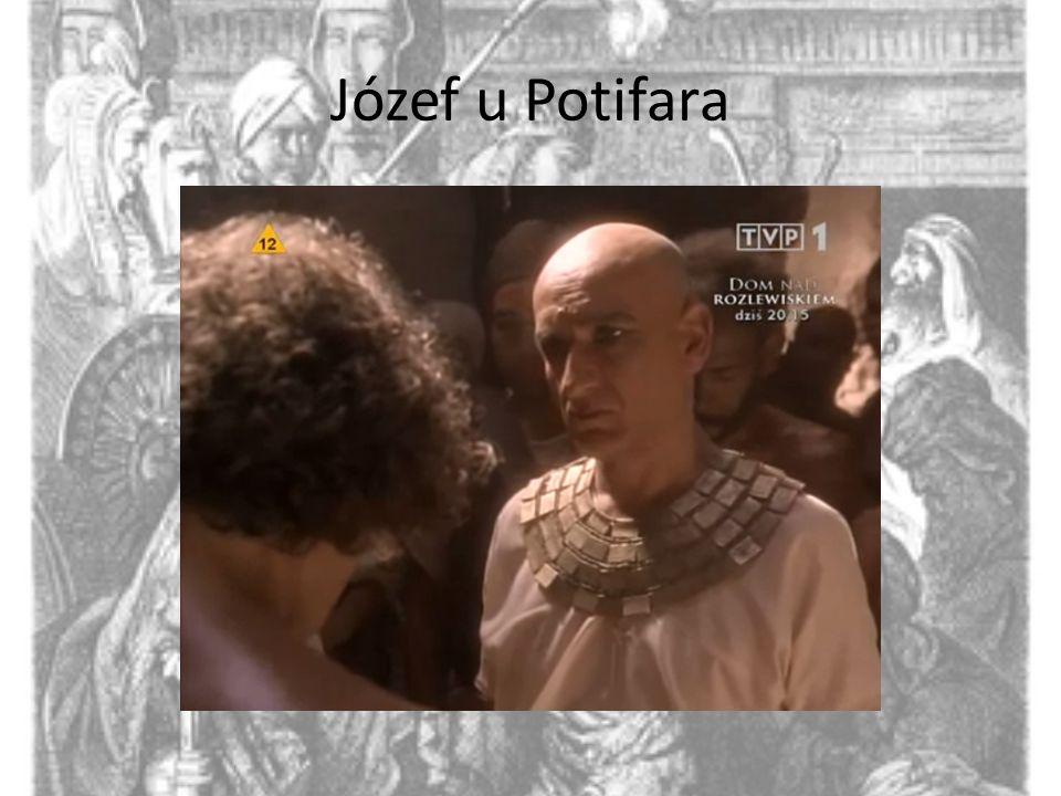 Józef u Potifara