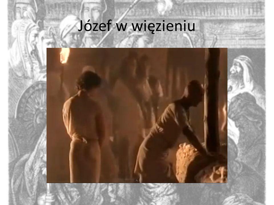 Józef w więzieniu