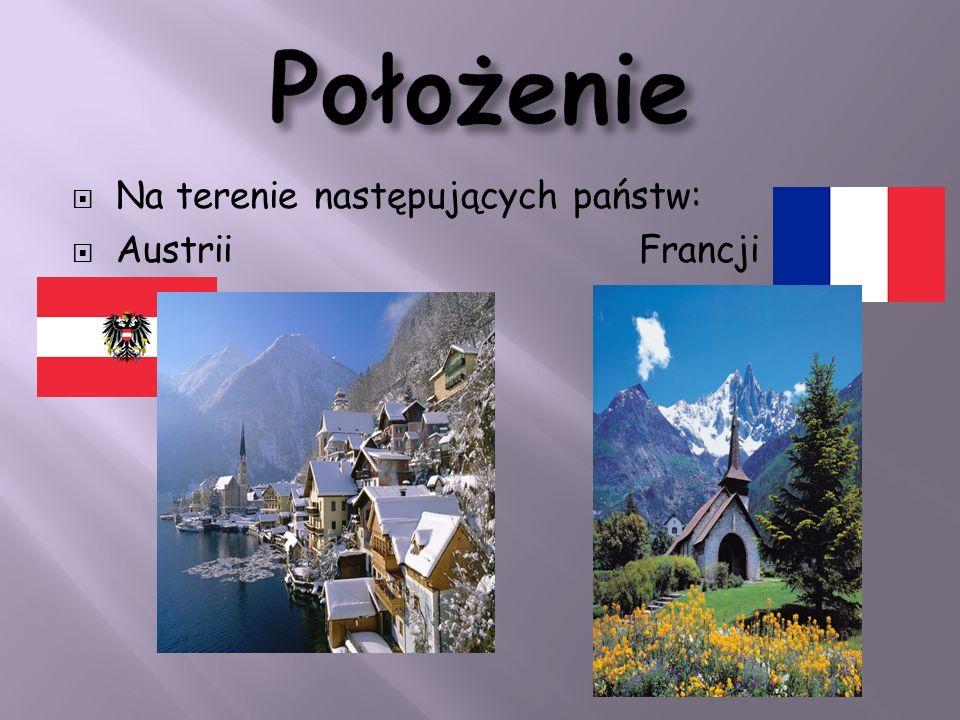Tu położone też są jeziora polodowcowe : Genewskie, Bodeńskie, Garda, Como, Maggiore, Czterech Kantonów Garda Garda Bodeńskie