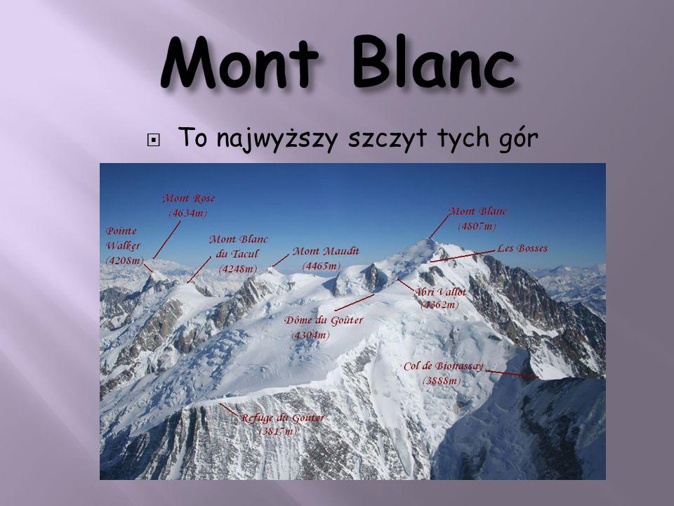 Ze względu na różnice w budowie geologicznej Alpy dzielą się na Alpy Zachodnie Alpy Wschodnie