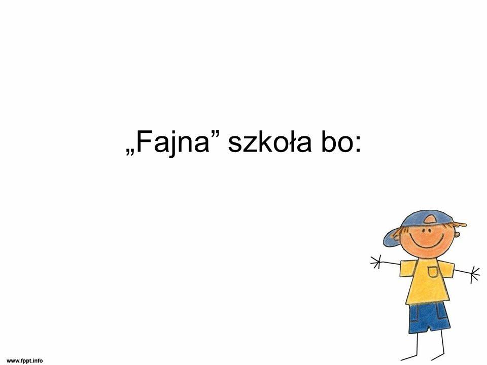 Szkoła Podstawowa w Wiśniewie Ponad 50 lat historii Setki odnoszących sukcesy absolwentów Wykwalifikowana kadra nauczycielska Po prostu fajne miejsce