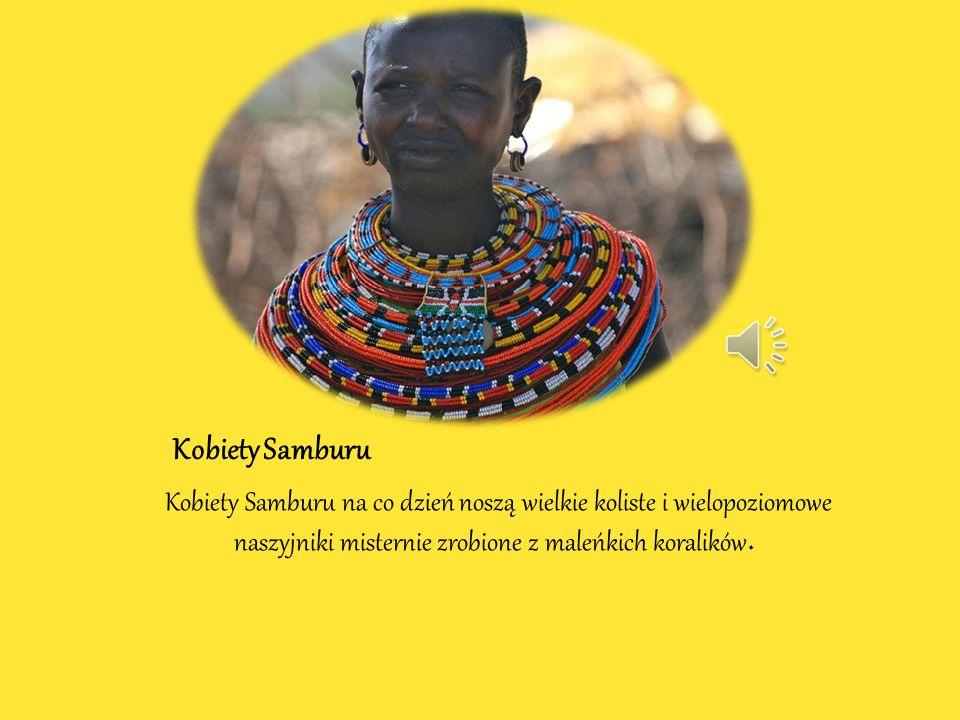 Plemi ę Samburu dawniej i dzisiaj Postacie według W pustyni i puszczy Królem narodu był Mamba zginął on w bitwie z Wa-hima, pod górą Boko. Fauru był s