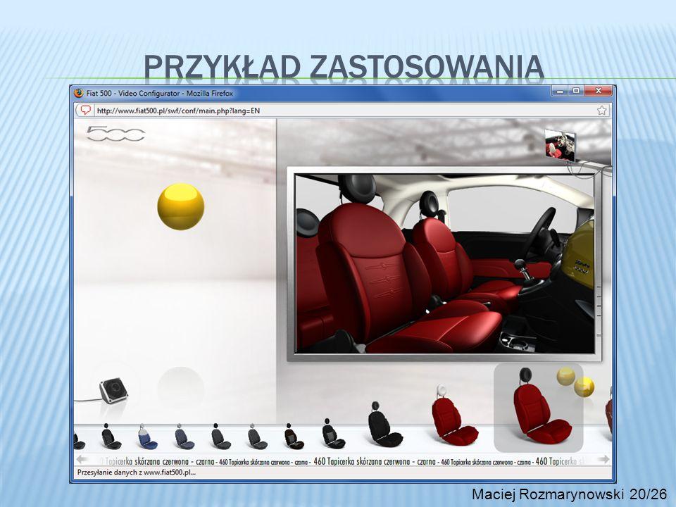 Maciej Rozmarynowski 20/26
