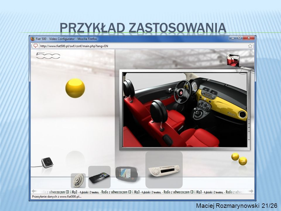 Maciej Rozmarynowski 21/26
