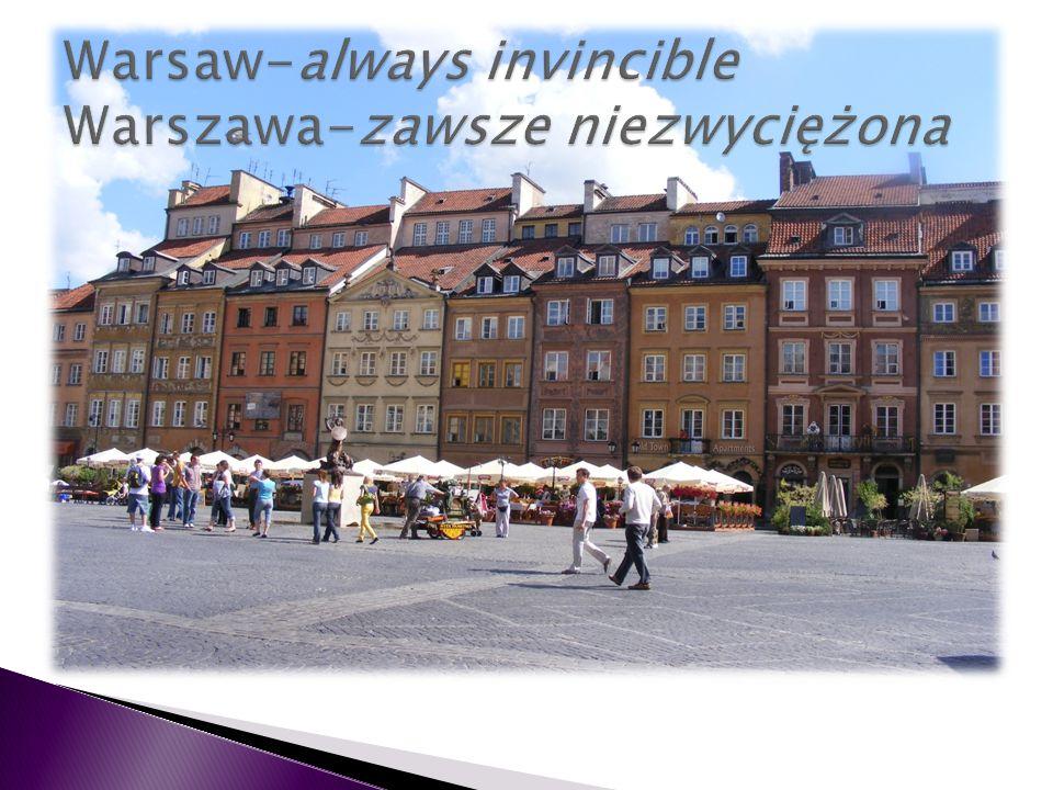 The Palace is the latest version of an elegant classicist building that has stood in Krakowskie Przedmieście since 1643.