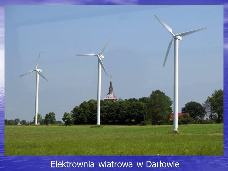 Widzino k.Słupska – Powstać ma 45 wiatraków o łącznej mocy 90MW.