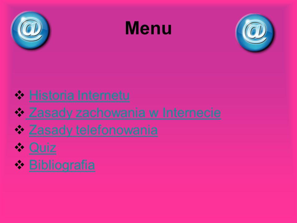 Wirtualny świat tworzysz także Ty Data 12.01.2008 Menu
