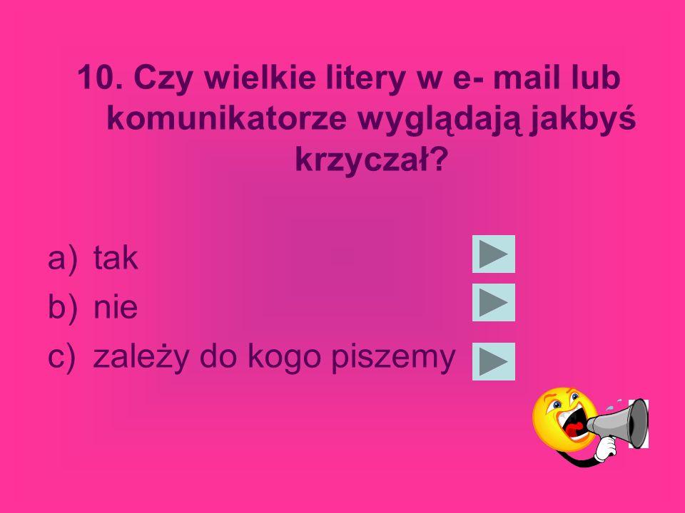 9. Pod jaką nazwą Polska objęta była restrykcjami technologicznymi przed 1989 rokiem? a)OBAGD b)COCOM c)WGBBL