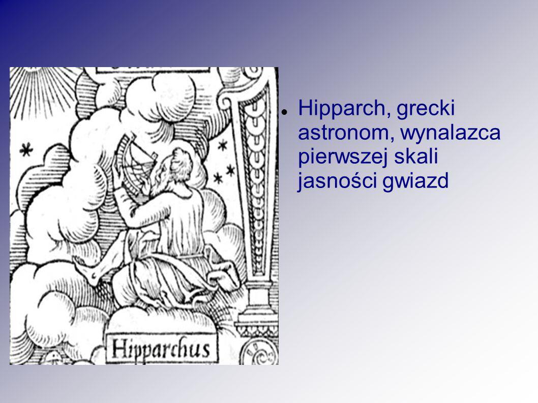 Astronomia zmieniła się bardzo od czasów Hipparcha.