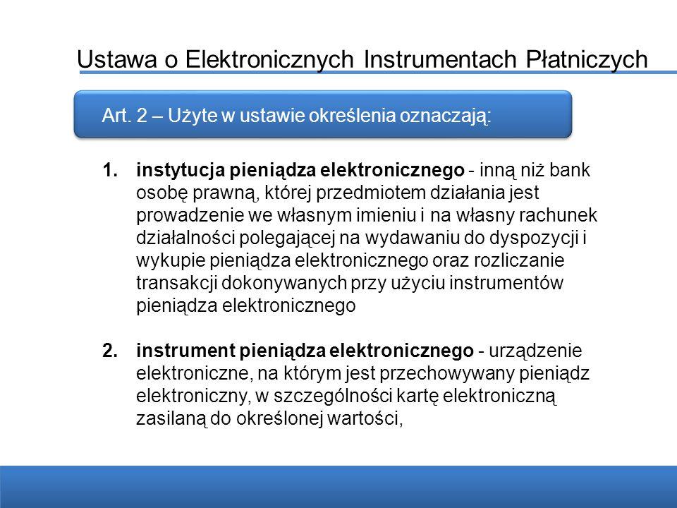 Ustawa o Elektronicznych Instrumentach Płatniczych Ponad 4 miliardy telefonów komórkowych na świecie w grudniu 2008r 42 miliony aktywnych kart SIM w P