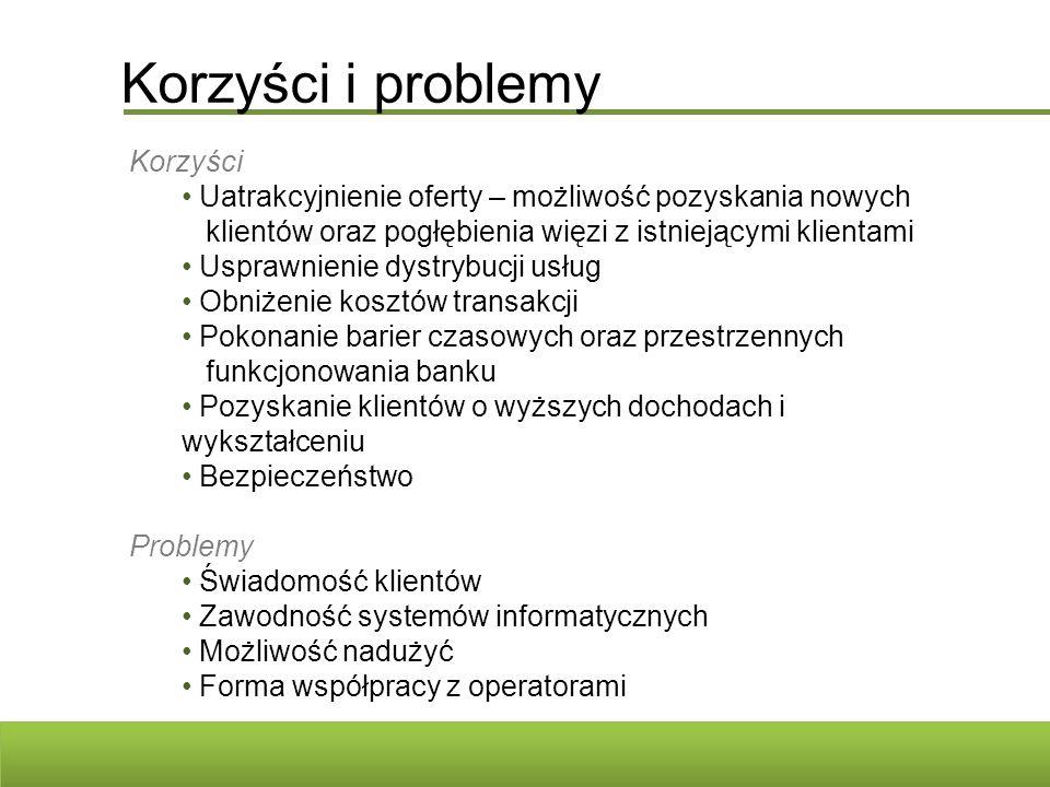 Korzyści i problemy Ponad 4 miliardy telefonów komórkowych na świecie w grudniu 2008r 42 miliony aktywnych kart SIM w Polsce w połowie 2008r Korzyści