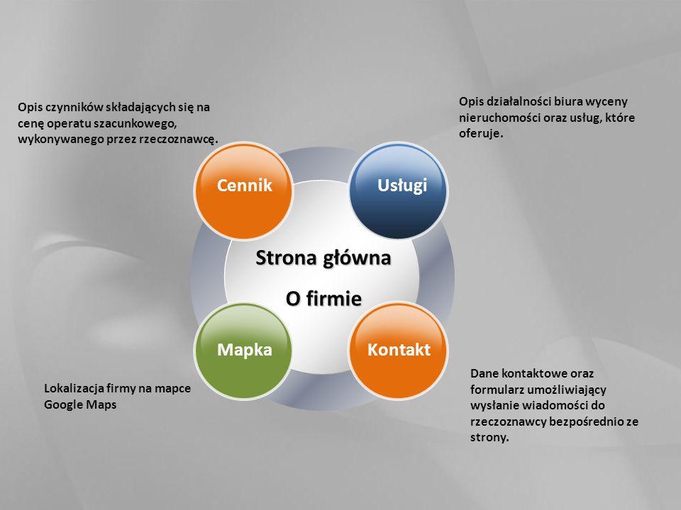 Strona dostępna jest pod adresem: www.michalak-wycena-nieruchomosci.pl