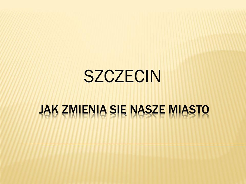 W drodze do szkoły, do pracy, na różne zajęcia, przemieszczamy się ulicami Szczecina.