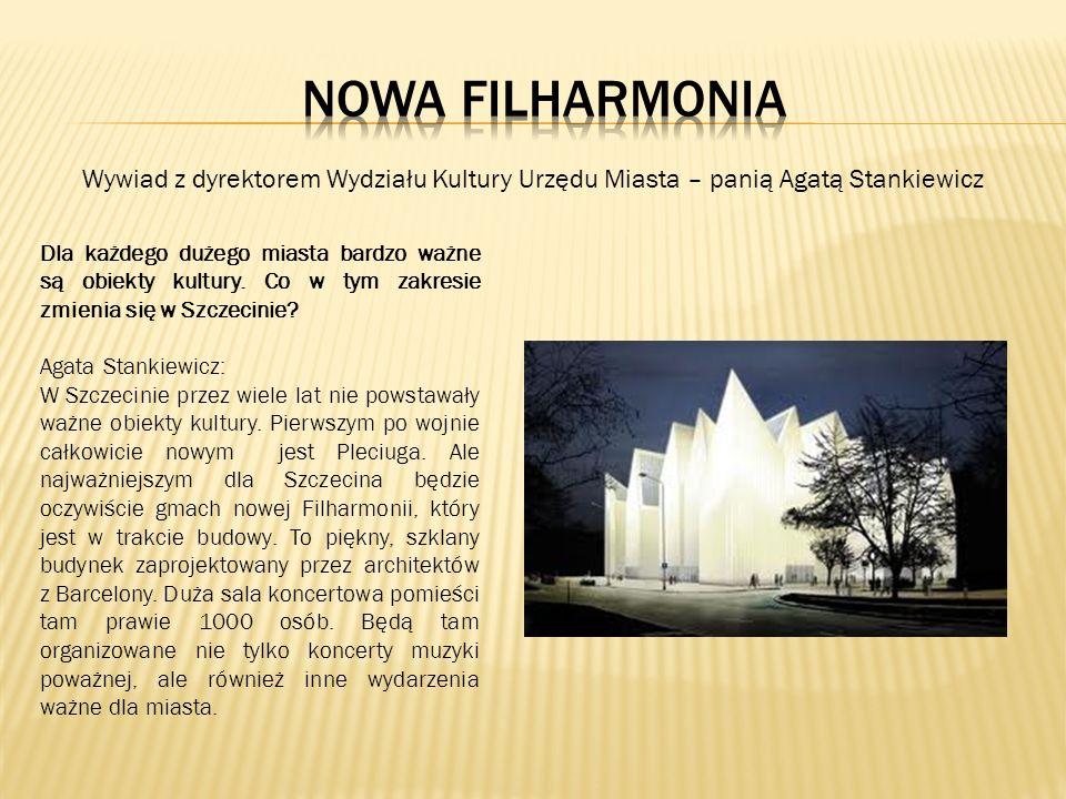 Co jeszcze oprócz biurowców jest zbudowane w ostatnim czasie w centrum Szczecina.