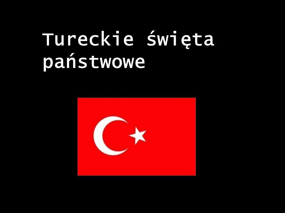 Tureckie święta państwowe