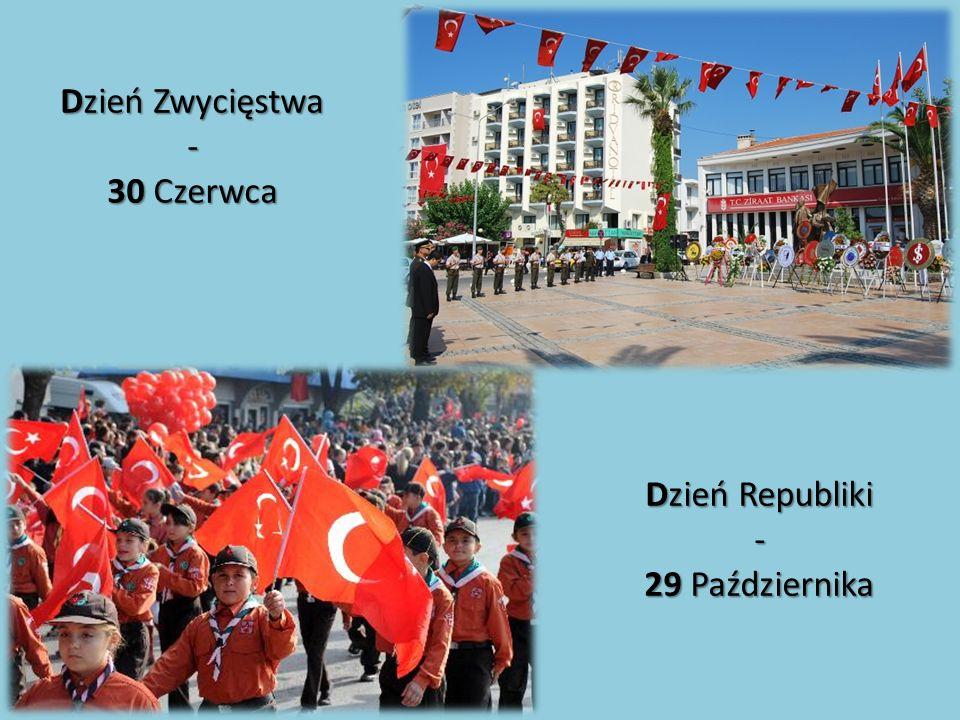 Pozostałe Święta Tureckie