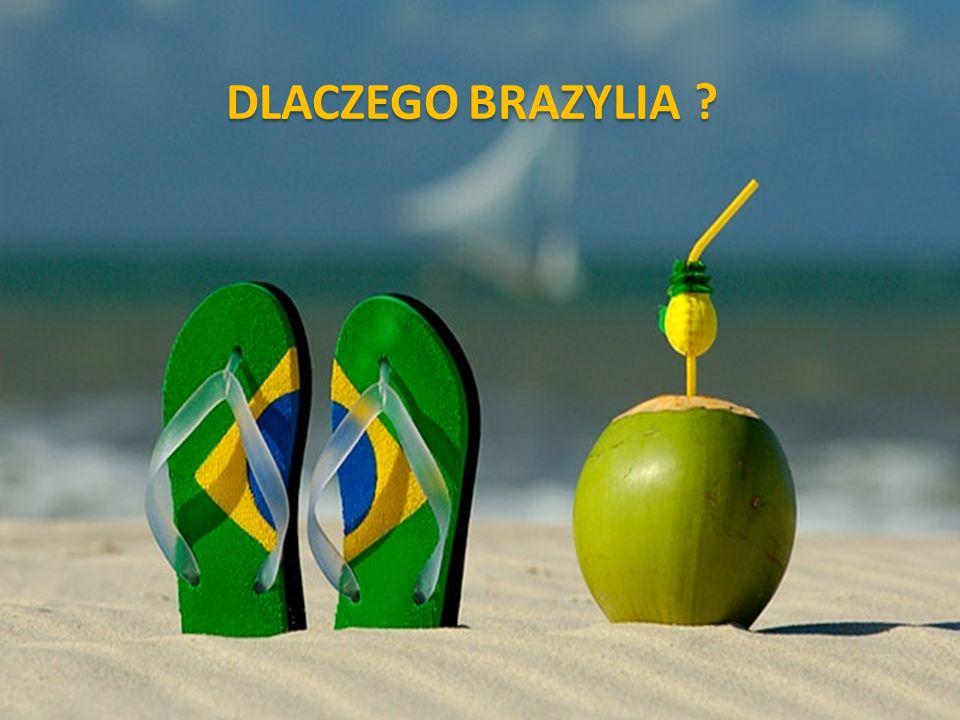 DLACZEGO BRAZYLIA ?