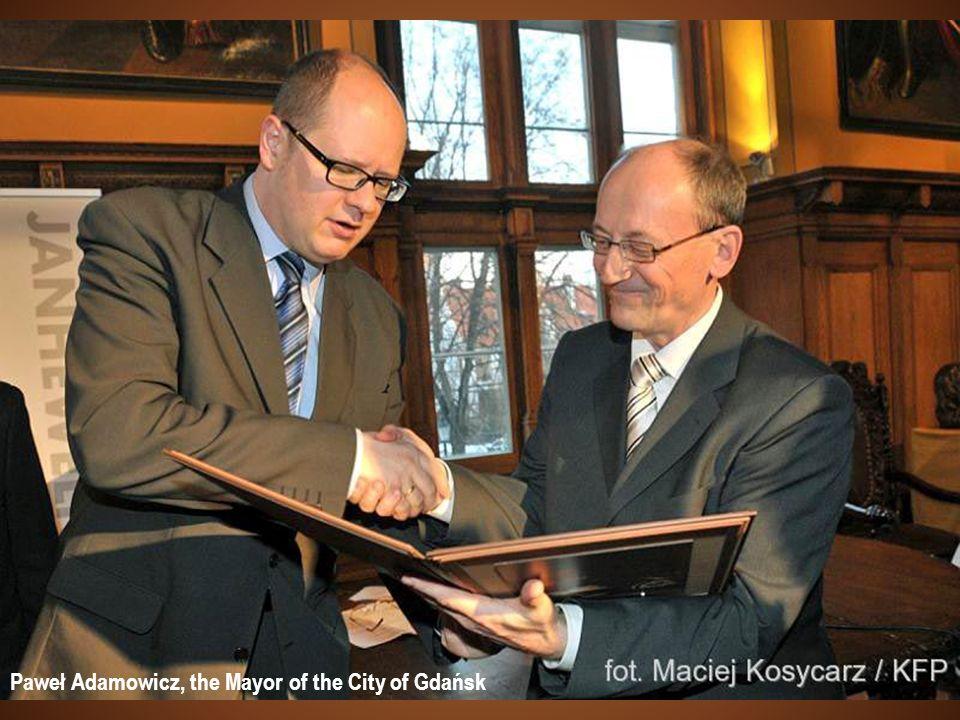 Bogusław Liberadzki, Member of the European Parliament, former Polish minister of transport and maritime economy