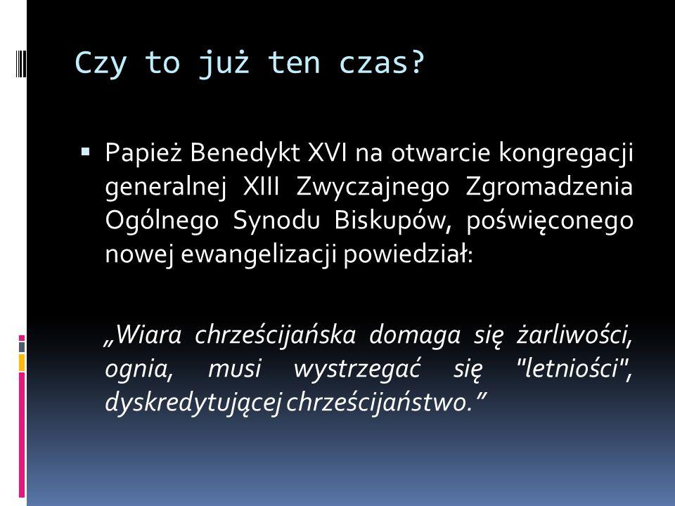 Jeżeli Bóg jest z nami… Któż czyli z kim przyjdzie nam się spotkać: Katolicy (herezje, błędy, objawienia prywatne) Tradycjonaliści ( błędy doktrynalne) Protestanci Świadkowie Jehowy Islamiści Ateiści Inni (sekty, satanizm, New Age, …)